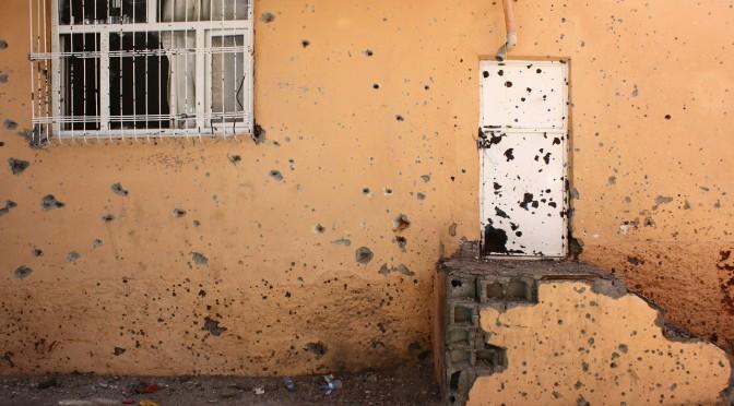 Racconti dal Kurdistan: serata informativa di ritorno..