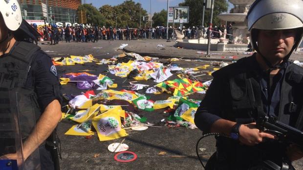Attentato contro la marcia per la pace ad Ankara | aggiornato
